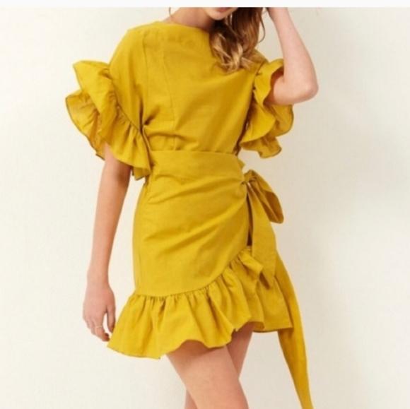 Storets Ruffle Dress